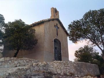 Little chapel on the hill